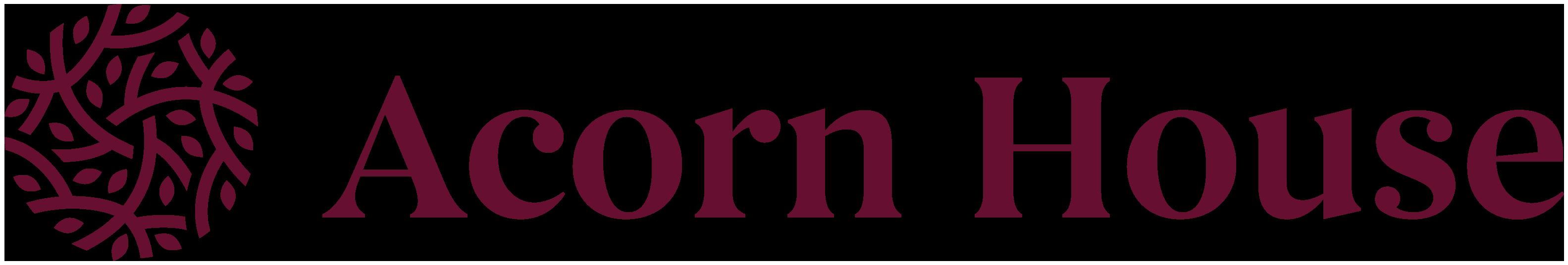 Acorn House Care Logo